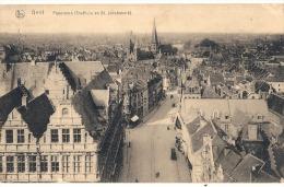 - GENT Panorama - TTB  Voyagé - Gent