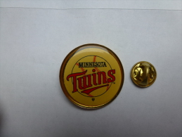 Baseball , Twins Minnesota - Honkbal