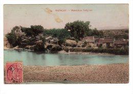 INDOCHINE Française TONKIN Moncay Habitations Indigènes Passagnat Hanoï N°159 Circulé En 1907 TBE - Vietnam