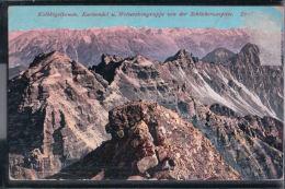 Kalkkögelkamm, Karwendel Und Wettersteingruppe Von Der Schlickerseespitze - Tirol - Österreich