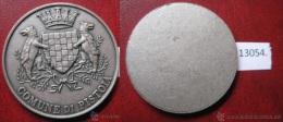 Ficha Medalla Italia, Comune Di Pistoia, Token, Jeton - Profesionales/De Sociedad