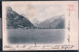 Flüelen Und Der Bristenstock - 1902 - UR Uri
