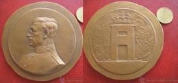 Medaille Belgique, Epreube D´artiste , Pierre De Soete - Professionals / Firms