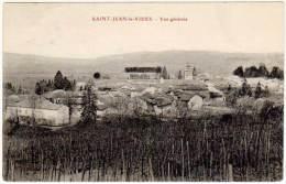 Saint Jean Le Vieux - Vue Générale - France