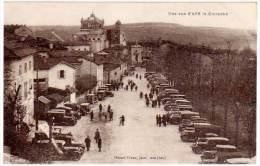 Une Vue D'Ars Le Dimanche (automobiles) - Ars-sur-Formans