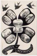 Souvenir De Meximieux (trèfle, Multivues) - France