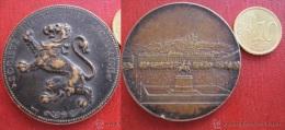 Medaille , Societe Philatelique Lyonnaise , Penin - Profesionales / De Sociedad