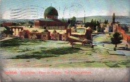 Jerusalem Palestine 1900 Postcard - Palestine