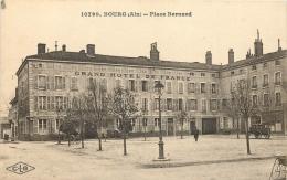 01 BOURG PLACE BERNARD GRAND HOTEL DE FRANCE - Bourg-en-Bresse