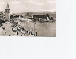 Ships In Port Of Lindau Bodensee.  A-2663 - Barche