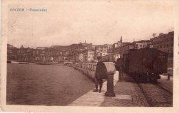 ANCONA , Panorama ,  Ferrovia , Treno    * - Ancona