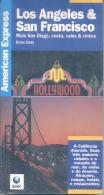 LOS ANGELES & SAN FRANCISCO EN PORTUGUES MAIS SAN DIEGO, COSTA, VALES & VINHOS BRIAN EDS AÑO 1992 EDITO GLOBO AMERICAN E - Books, Magazines, Comics