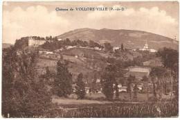63 Château De Vollore-Ville - Autres Communes