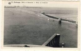Zeebrugge.Môle Et Estacade - Zeebrugge