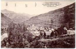 Colmars Les Alpes, Vue Panoramique - France