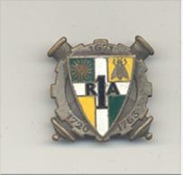 Armée Fraçaise - Insigne Du 1RA - Ier Régiment D'Artillerie ?- Certainement Celui De La Campagne De 1940 Et Même Avant - Landmacht
