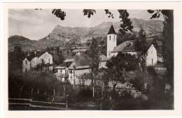 Vallée De L'Ubaye, Le Lautharet Et Le Grand Morgon - Francia