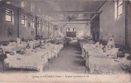 CPA - Château De CHAMBLY (Oise) - Höpital Auxiliaire N°38 / 60 / WW1 / - Francia