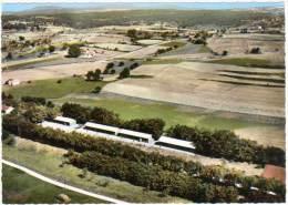 Céreste, Colonie De Vacances SNCF, Vue Aérienne - France