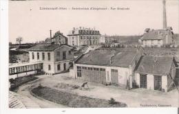 LIANCOURT (OISE) SANATORIUM D'ANGICOURT VUE GENERALE 1919 - Liancourt
