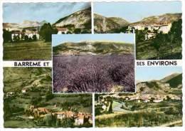 Barreme Et Ses Environs, Tartonne, St-Jacques, Clumanc, ... (multivues) - France