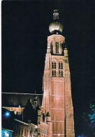 Hoogstraten  St Katharinakerk Bij Nacht - Hoogstraten