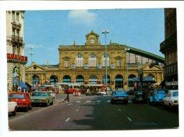 CP -  LILLE (59) La Gare - Marcoing