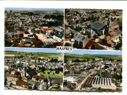 CP -  HASPRES (59) En Avion Au Dessus De....... - Marcoing