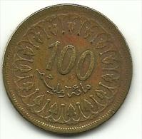 1983 - Tunisia 100 Millim, - Tunisia