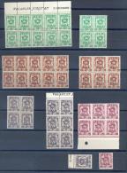 Belgie - Belgique Ocb Nr:  798 - 801 ** MNH Stock Lot   ( Zie 2 Scans ) - Unused Stamps