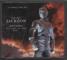 "Coffret Michael Jackson : ""history"" 2 Cd - Disco, Pop"