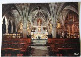 FIGEAC (LOT) NOTRE DAME DE LA PITIE ANCIENNE SALLE CAPITULAIRE XIIE SIECLE - Churches & Cathedrals
