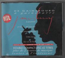 Coffret Serge Gainsbourg 2cd - Musique & Instruments