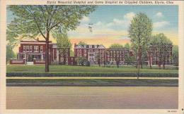 Ohio Elyria Elyria Memorial Hospital And Gates Hospital For Crip