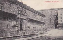 Spain Santiago Hospital Real