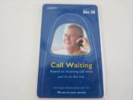 Prepaid Phonecard,call Waiting,used - United Arab Emirates