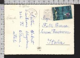B8820 JUGOSLAVIA Postal History 1971 SATELLITE - 1945-1992 Repubblica Socialista Federale Di Jugoslavia