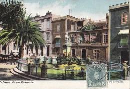 Espagne - Las Palmas De Gran Canaria - Panorama - Oblitération - La Palma
