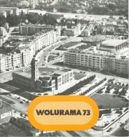 WOLURAMA 73 (Brochure éditée Par L´Administration Cnale De Woluwe-Saint-Lambert) - 1974 - Photos D´ Eddy MERCKX Et OCANA - Books, Magazines, Comics