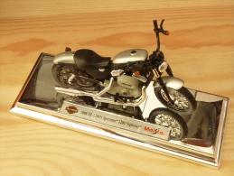 Maisto 39360, Harley Davidson XL 1200N Sportster 1200 Nightster, 2008, 1:18 - Motos