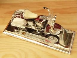 Maisto 39360, Harley Davidson FLH Electra Glide, 1968, 1:18 - Motos