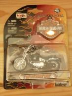 Maisto 35094, Harley Davidson FXSTS Springer Softail, 2001, 1:24 - Motorcycles