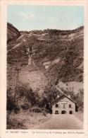 Cpa 1951 LE TOUVET, Isère, Le Funiculaire Du Plateau Des Petites Roches  (20.73) - Francia