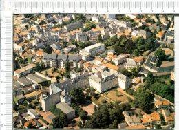 POITIERS -  Maison Diocésaine  -   Cathédrale SAINT PIERRE -  Vue Aérienne - Carte Double - Poitiers