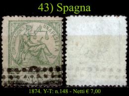 Spagna-043 - 1873-74 Reggenza