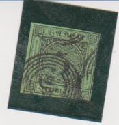 Baden Scott # 7 Used 1853 Catalogue $16.00 - Baden