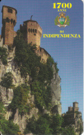 SAN MARINO - 1700 Years Republic Of San Marino(OC), Tirage 16000, 02/00, Mint - San Marino