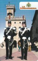 SAN MARINO - La Gendarmeria(VB), Tirage 9000, 11/01, Mint - San Marino