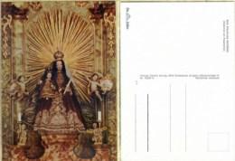 Ak Deutschland - Jachenau - Pfarrkirche,church,Eglise - Frauenaltar - Madonna - Virgen Mary & Madonnas
