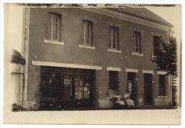Carte Photo - Devanture De Boutique Quincaillerie Cycle Pneumatique Hutchinson - Negozi